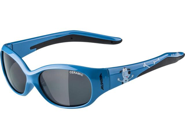 3357d575a9 ... Alpina Flexxy - Gafas ciclismo Niños - azul. Alpina ...